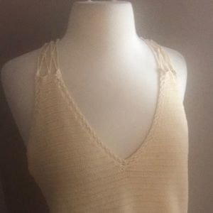 EUC never worn awesome HALTER TOP BY RL